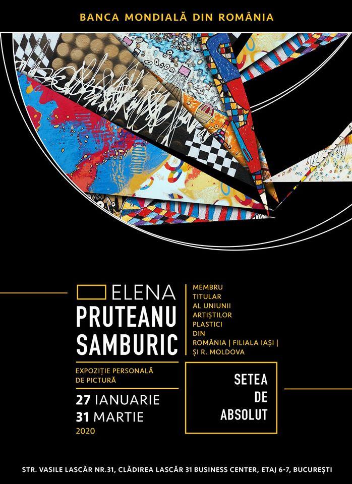 SETEA DE ABSOLUT – ELENA PRUTEANU SAMBURIC