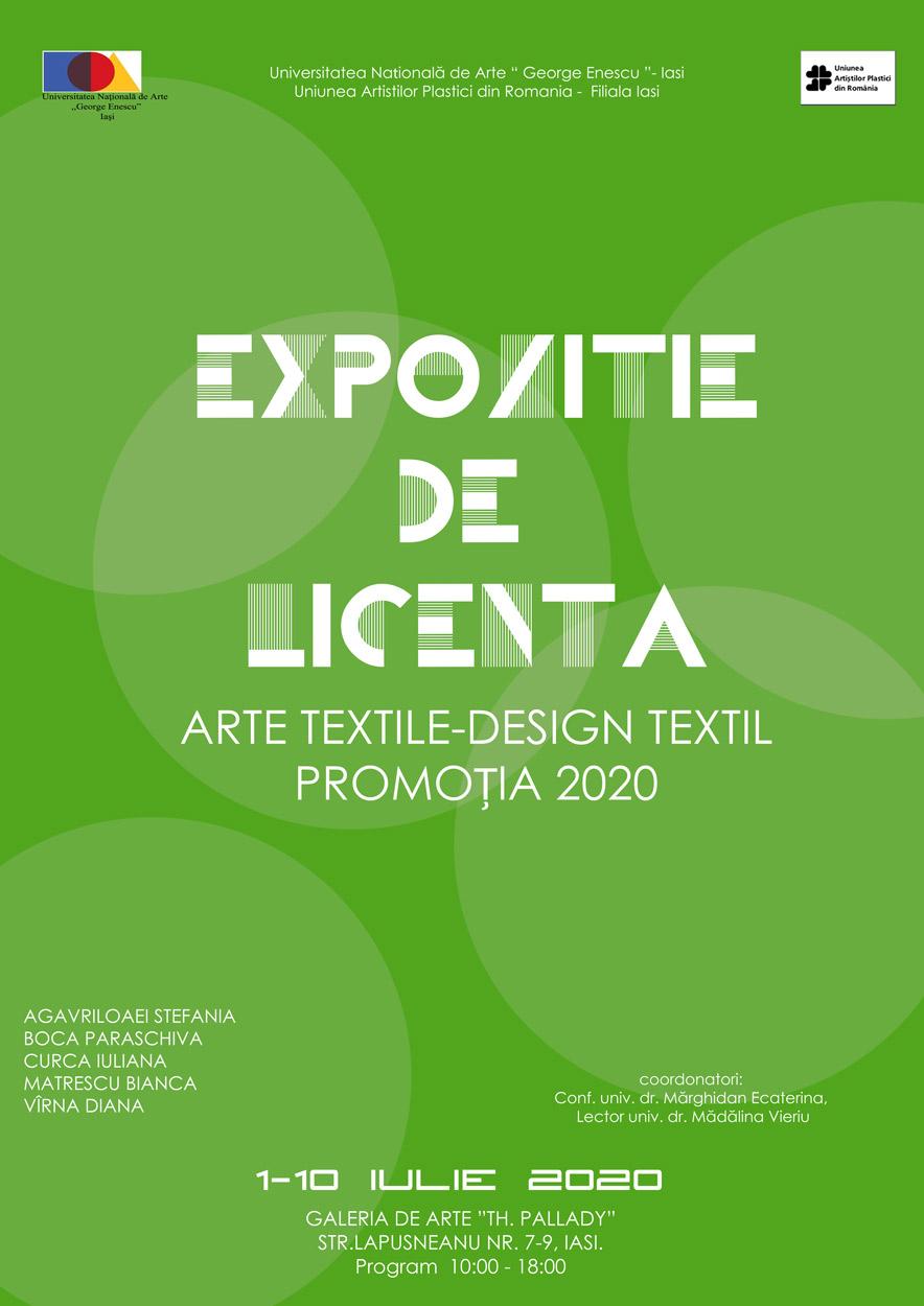 EXPOZIȚIE-DE-LICENȚĂ-–-ARTE-TEXTILE-–-DESIGN-TEXTIL-PROMOȚIA-2020