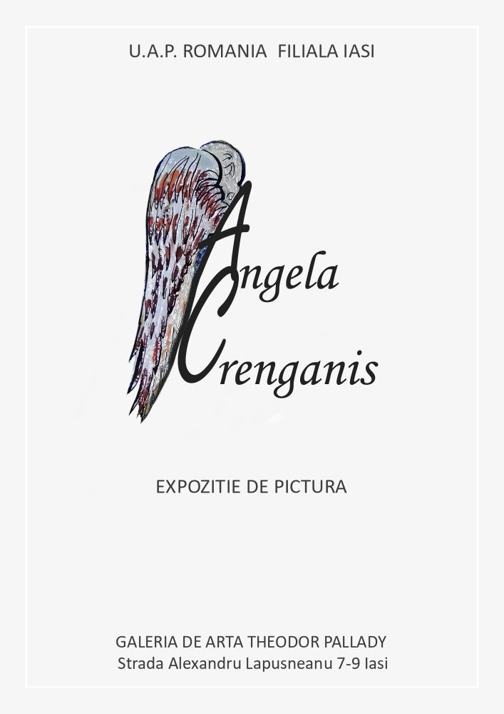 Expoziție de pictură – Angela Crenganiș