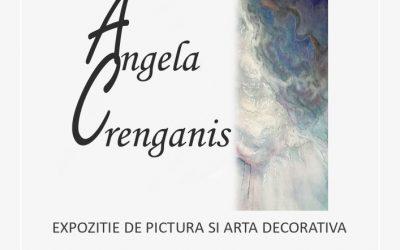 Expoziție de pictură și artă decorativă – Angela Crenganiș
