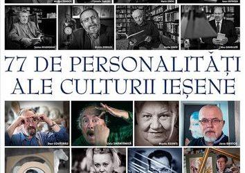 ÎNTRE VIAȚĂ ȘI VIS – 77 DE PERSONALITĂȚI ALE CULTURII IEȘENE – Ozolin Dușa