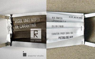 Visul unei nopți de carantină – A quarantine night's dream  – Radu Carnariu