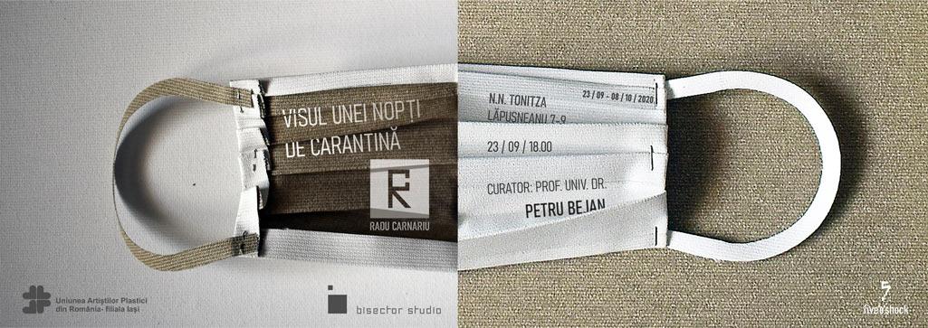Visul unei nopți de carantină - A quarantine night's dream – Radu Carnariu