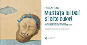 Expoziția online - Mustața lui Dalί