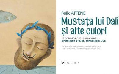 "Expoziția online ""Mustața lui Dalί"""