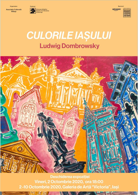 Culorile Iașului - Ludwig Dombrowsky