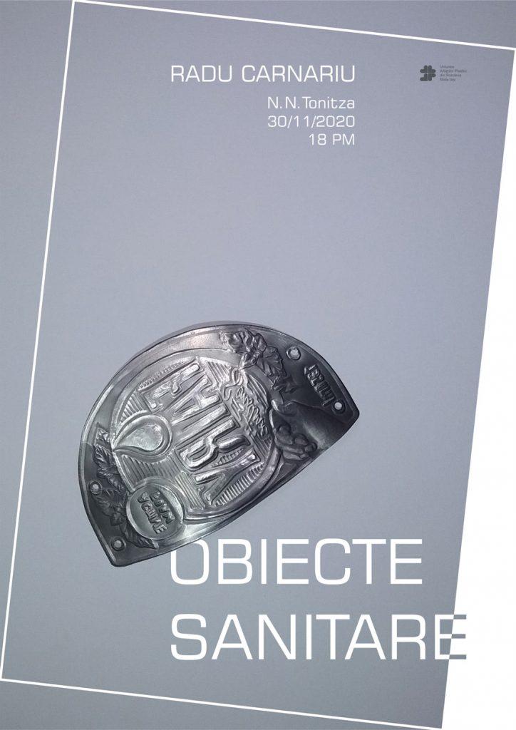Obiecte sanitare– Radu Carnariu