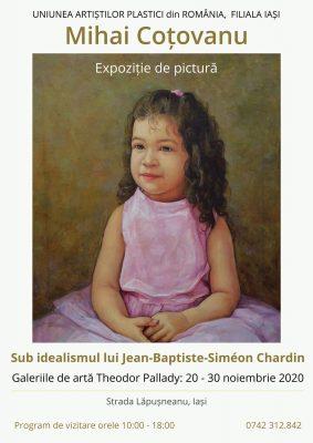Sub idealismul lui Jean – Baptiste - Siméon Chardin – Mihai Coțovanu