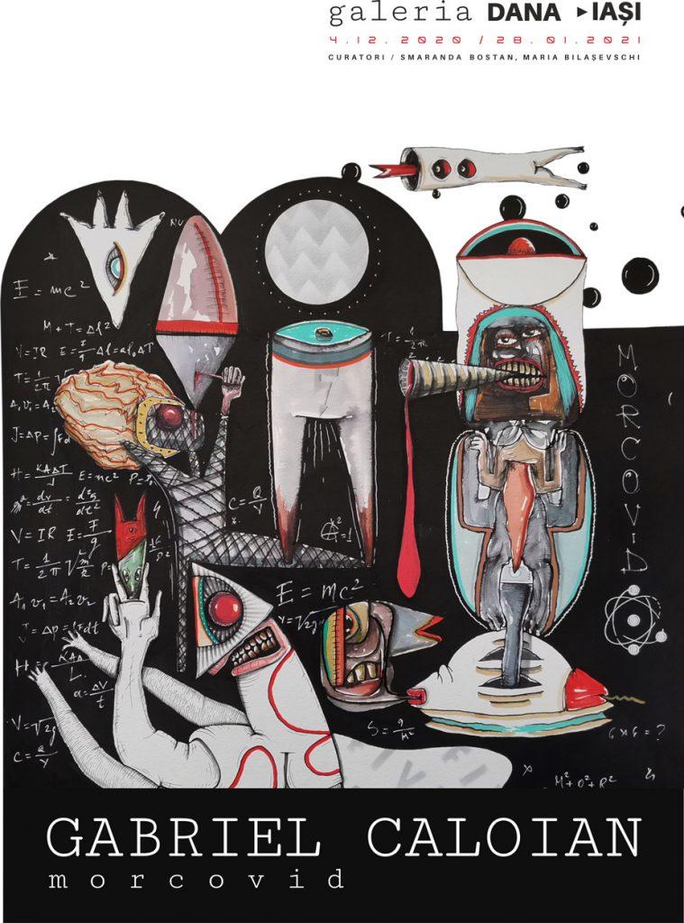 Morcovid – Gabriel Caloian