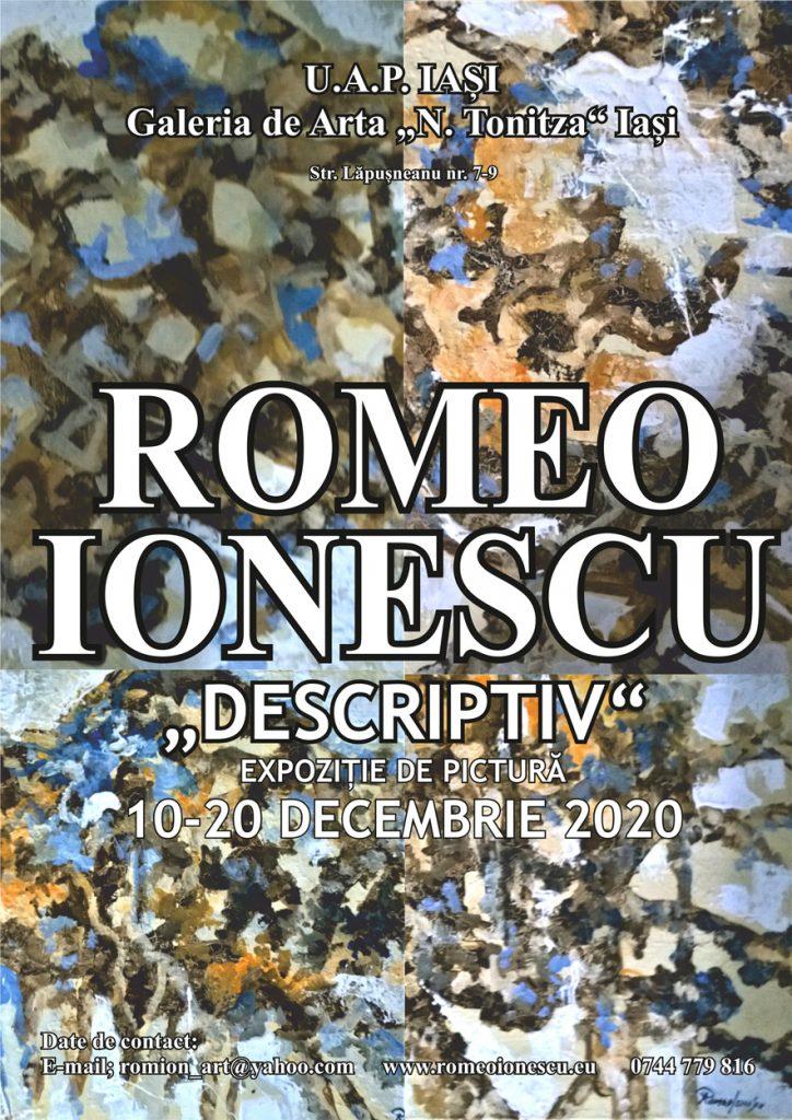 Descriptiv  – Romeo Ionescu