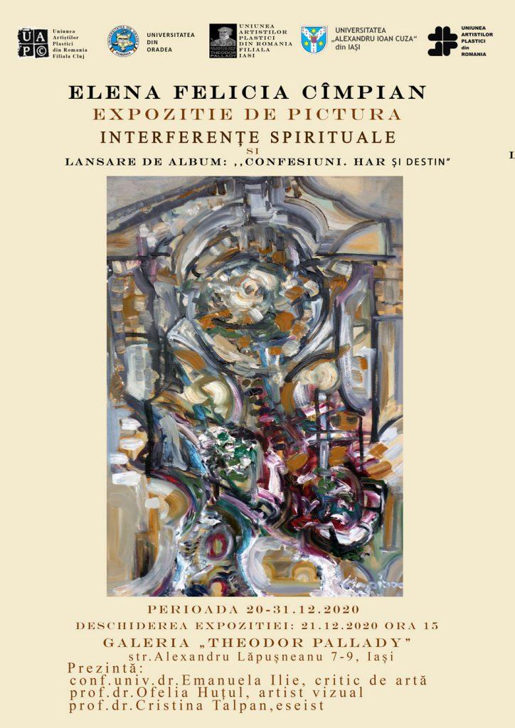INTERFERENȚE SPIRITUALE – Elena Felicia Cîmpian