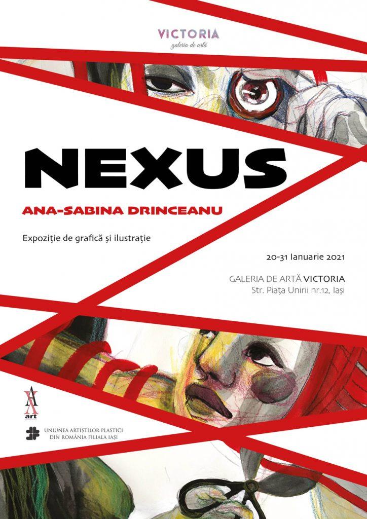 NEXUS! – Ana-Sabina Drinceanu