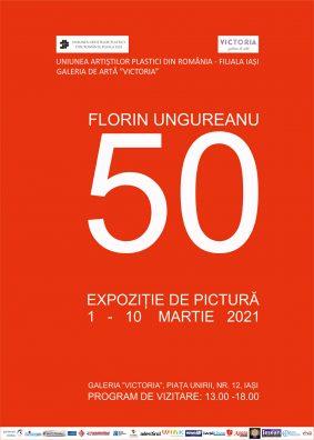 Expoziție de pictură 50 – Florin Ungureanu