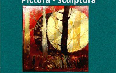 """Expoziție de pictură și sculptură – """"Interpretări cromatice"""" – Gabriel Gheorghiu și Lucian Constantin Smău"""
