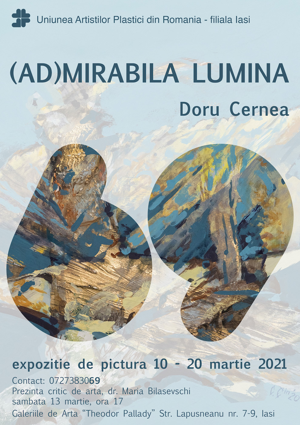 (AD) MIRABILA LUMINA – DORU CERNEA