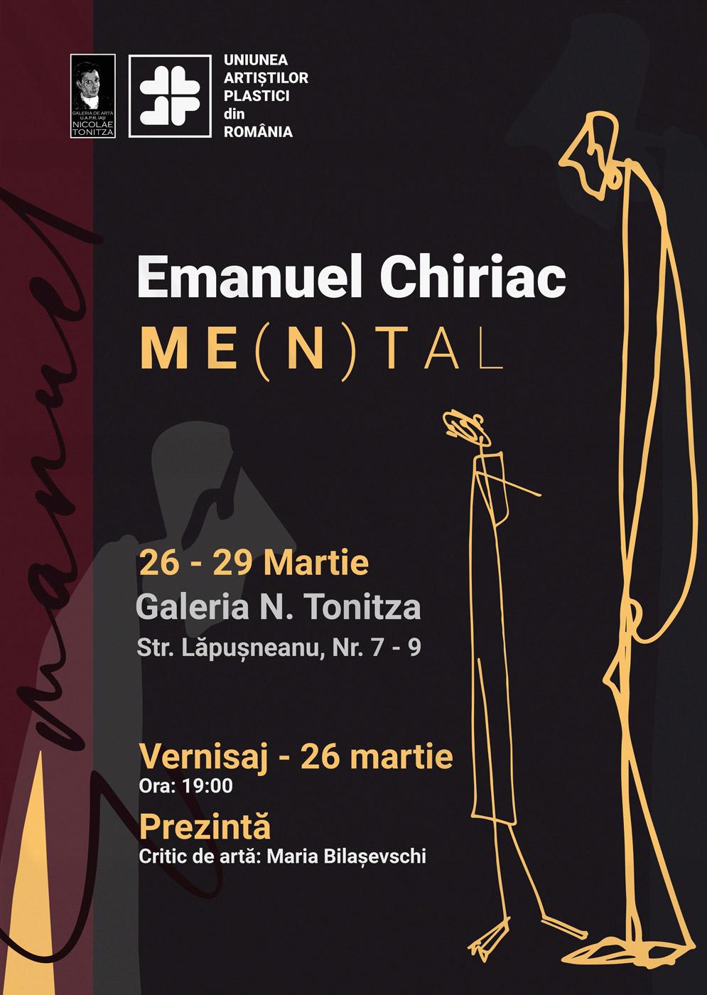 ME (N) TAL - Emanuel Chiriac