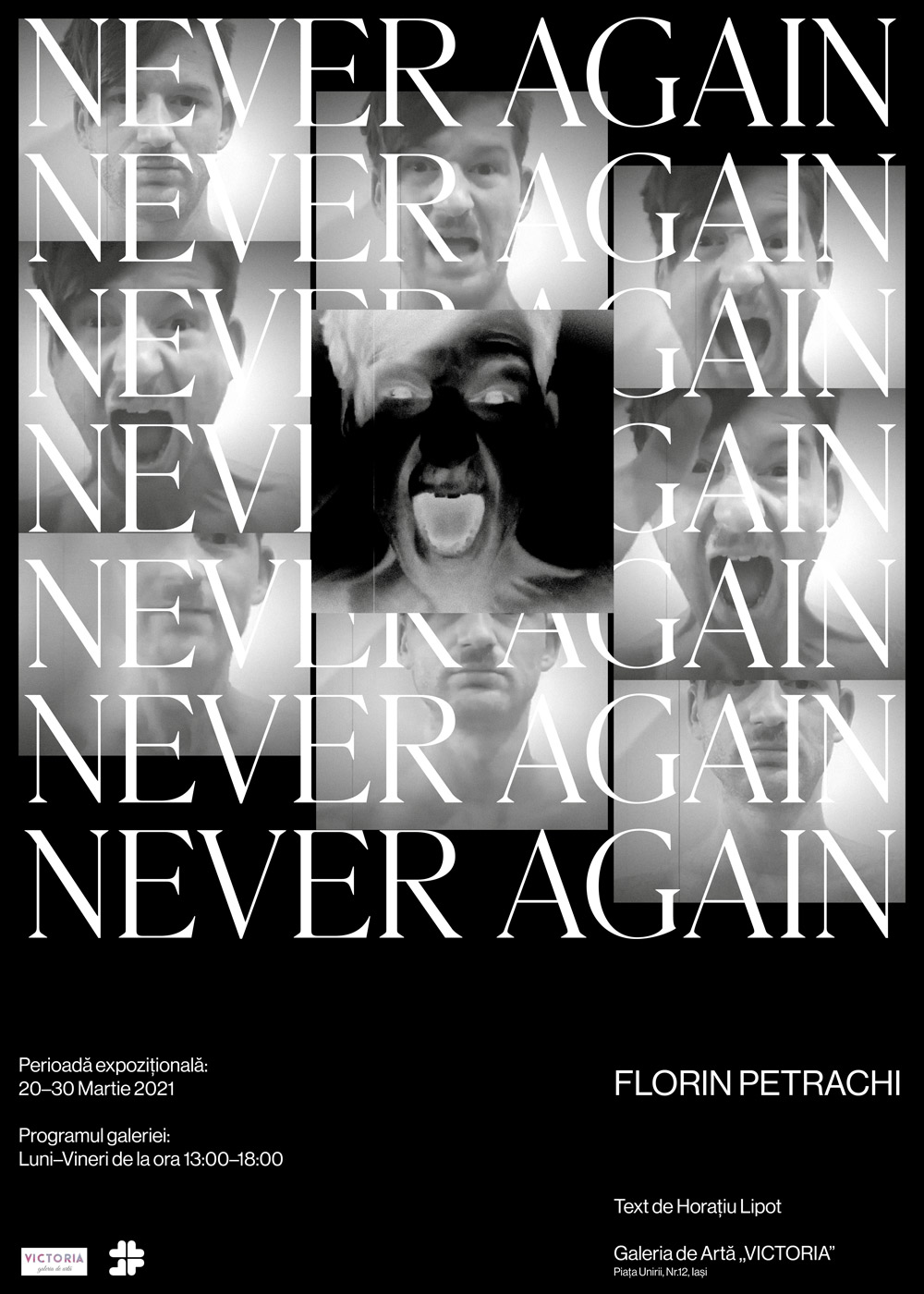 Never Again – Florin Petrachi