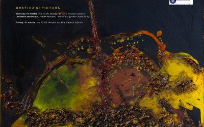 """Expoziția de grafică și pictură- """"Traian Mocanu – In Memoriam (1954 – 2020)"""""""