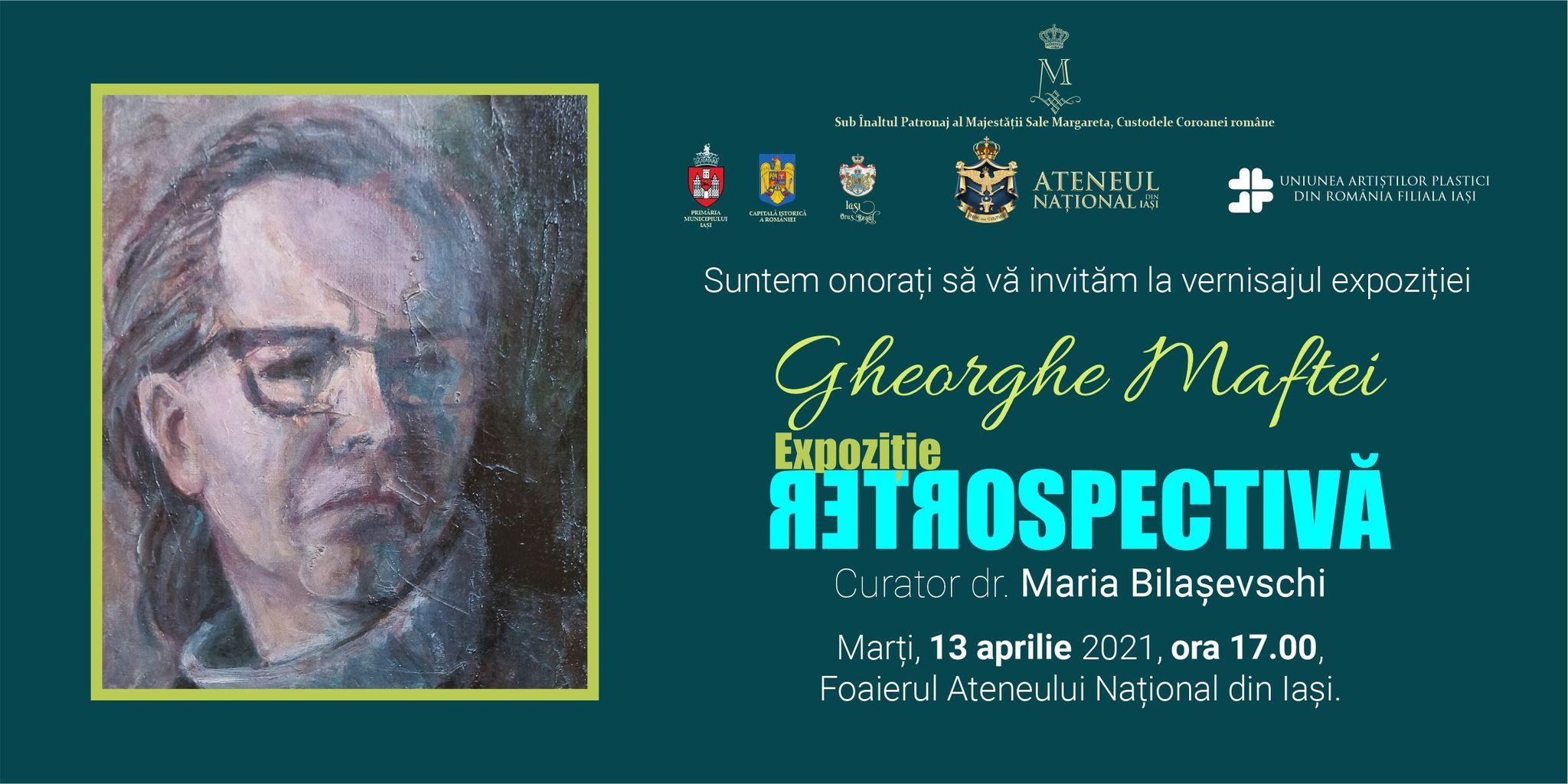Gheorghe Maftei - Expozitie Retrospectiva