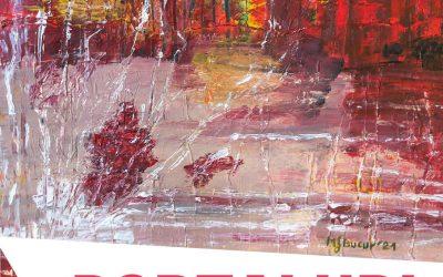 """Expoziție de pictură – """"Portaluri""""- Marius Bucur-Sabo"""