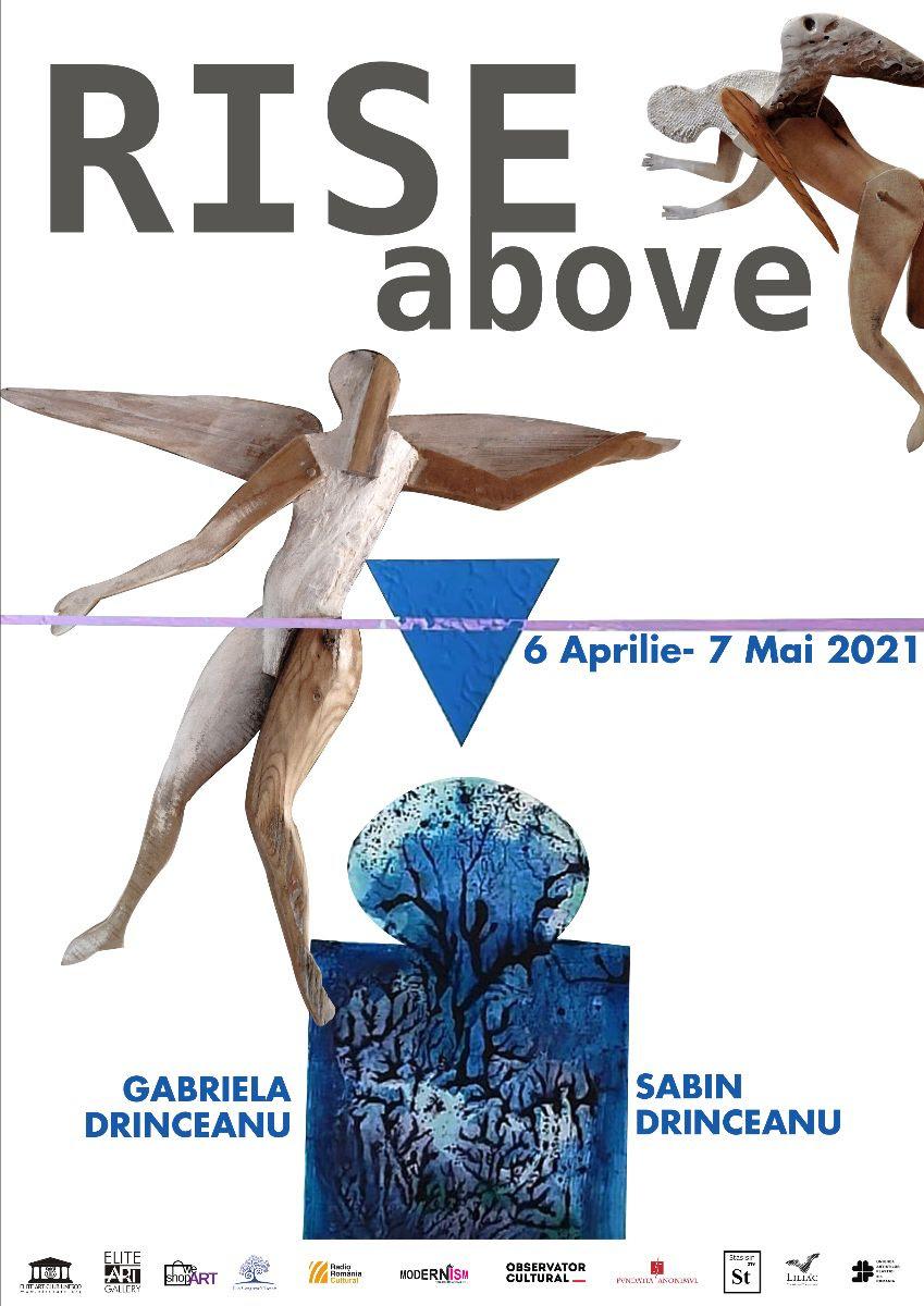 RISE above – Gabriela Drinceanu și Sabin Drinceanu