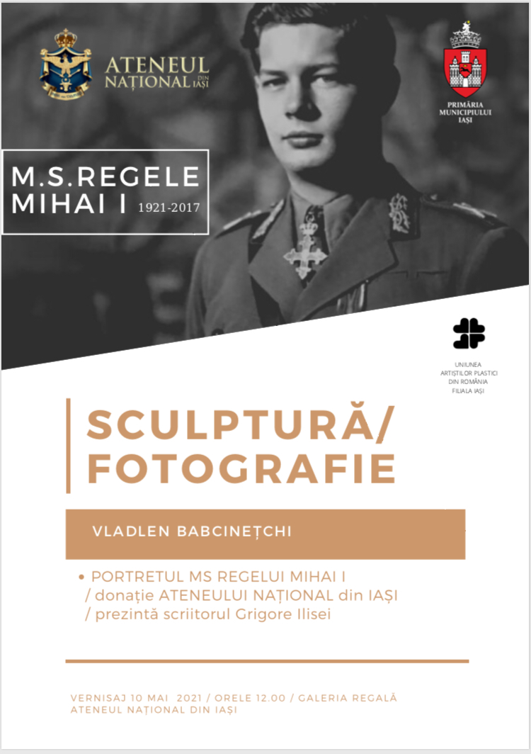 M. S. REGELE MIHAI I 1921 – 2017 - Vladlen Babcinețchi