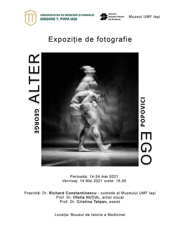 ALTER EGO – George Popovici