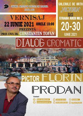 DIALOG CROMATIC – Florin Prodan