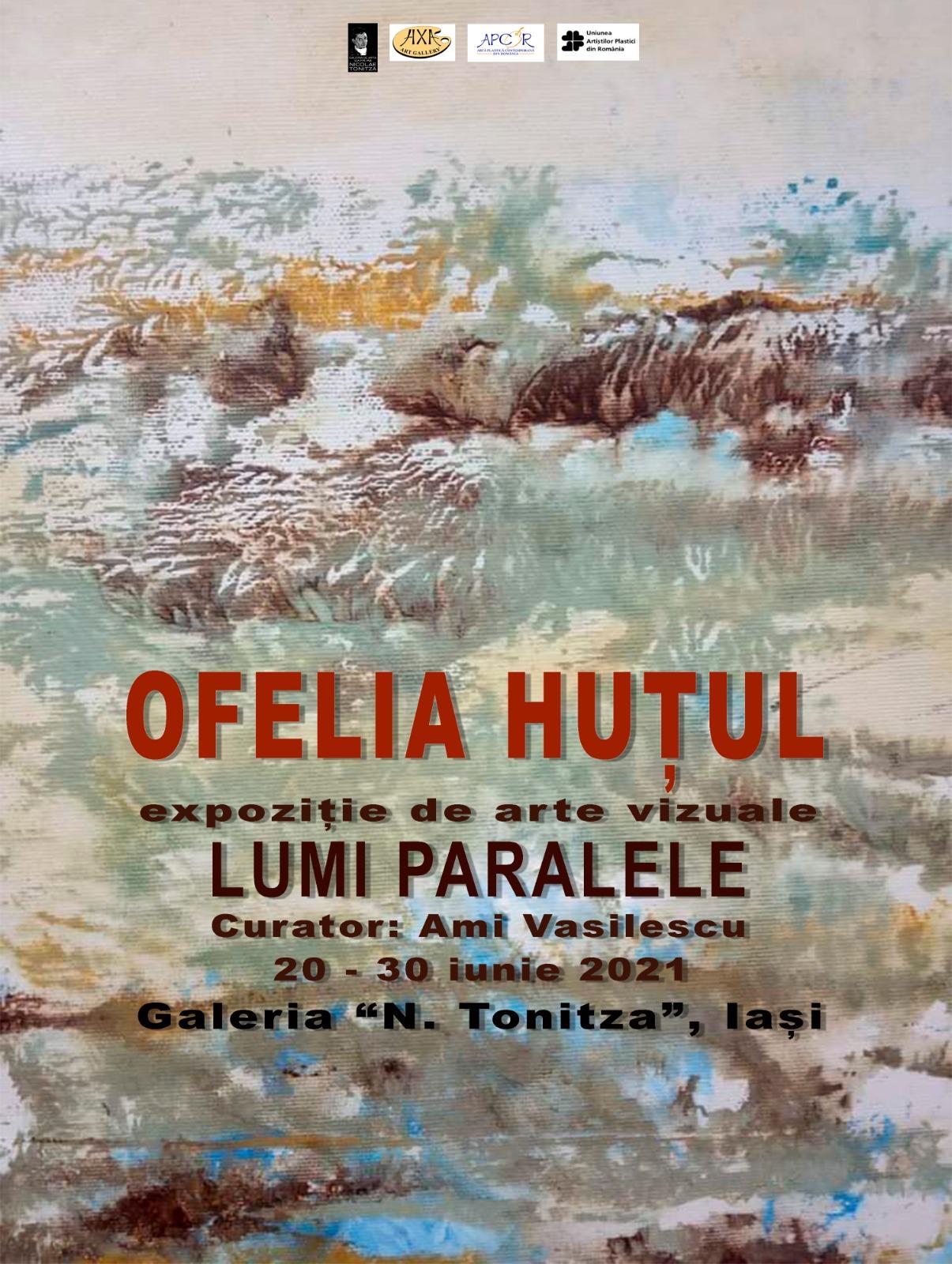 LUMI PARALELE - Ofelia Huțul