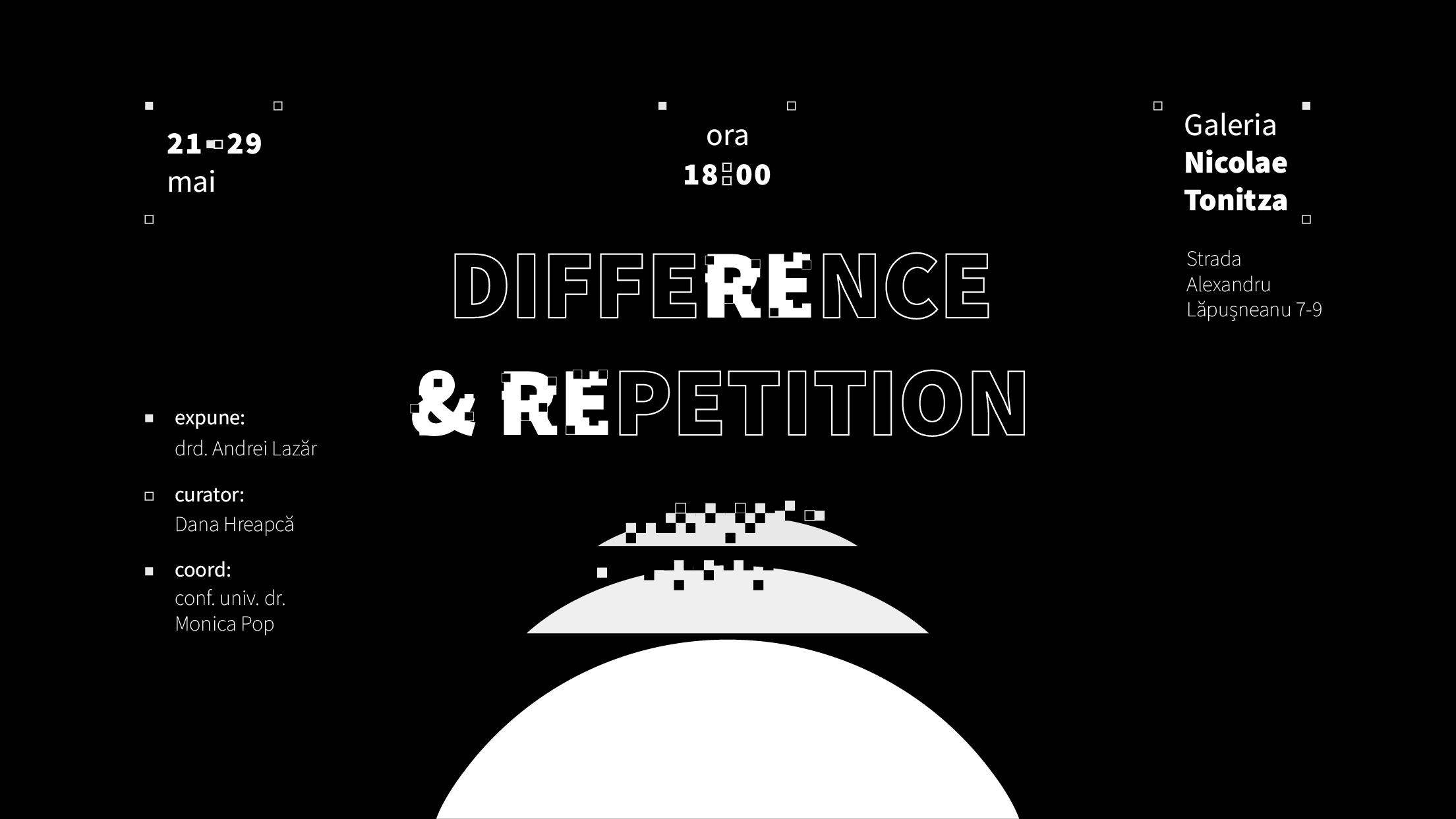 Lazar Andrei - DIFFERENCE & REPETITION