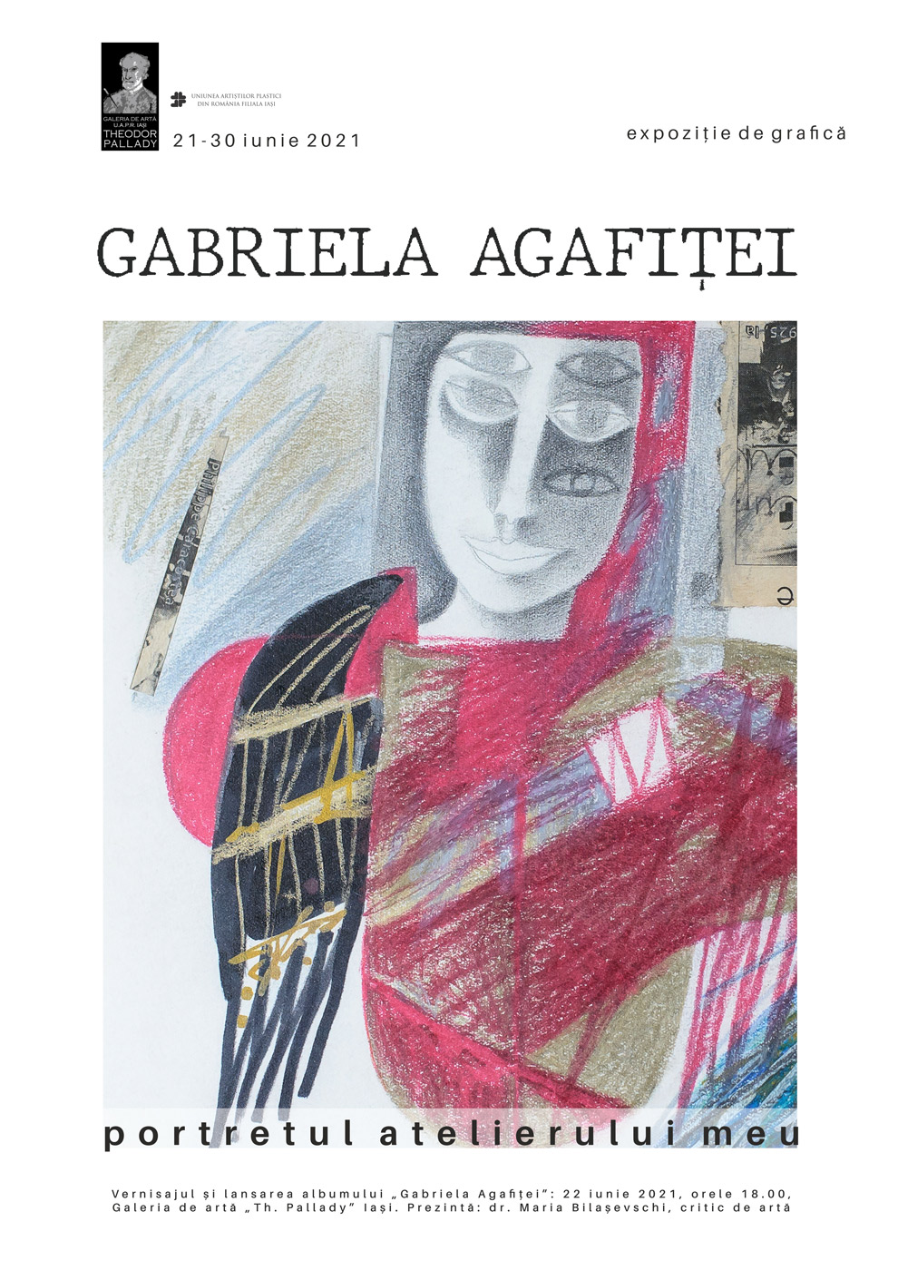 PORTRETUL ATELIERULUI MEU – Gabriela Agafiței