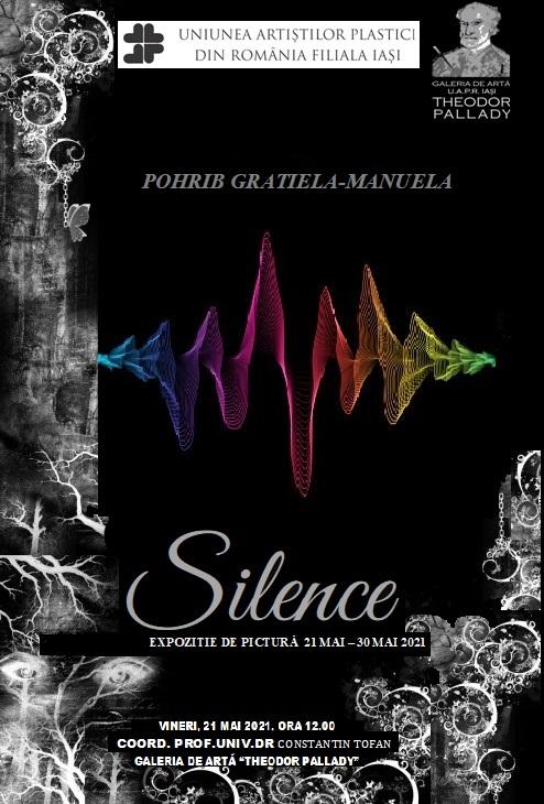 Silence – Pohrib Grațiela - Manuela