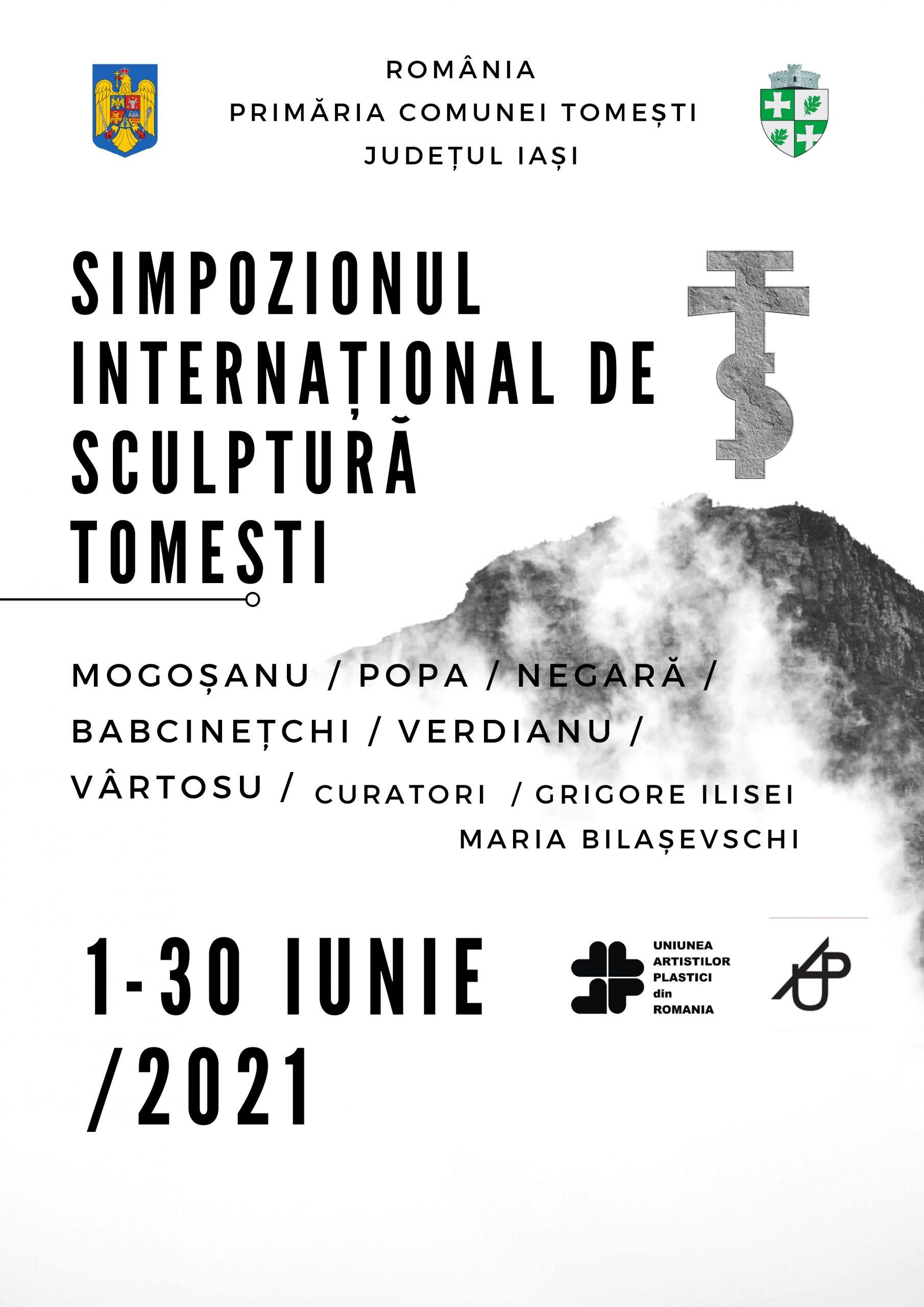 Simpozionul Internațional de Sculptură Tomești
