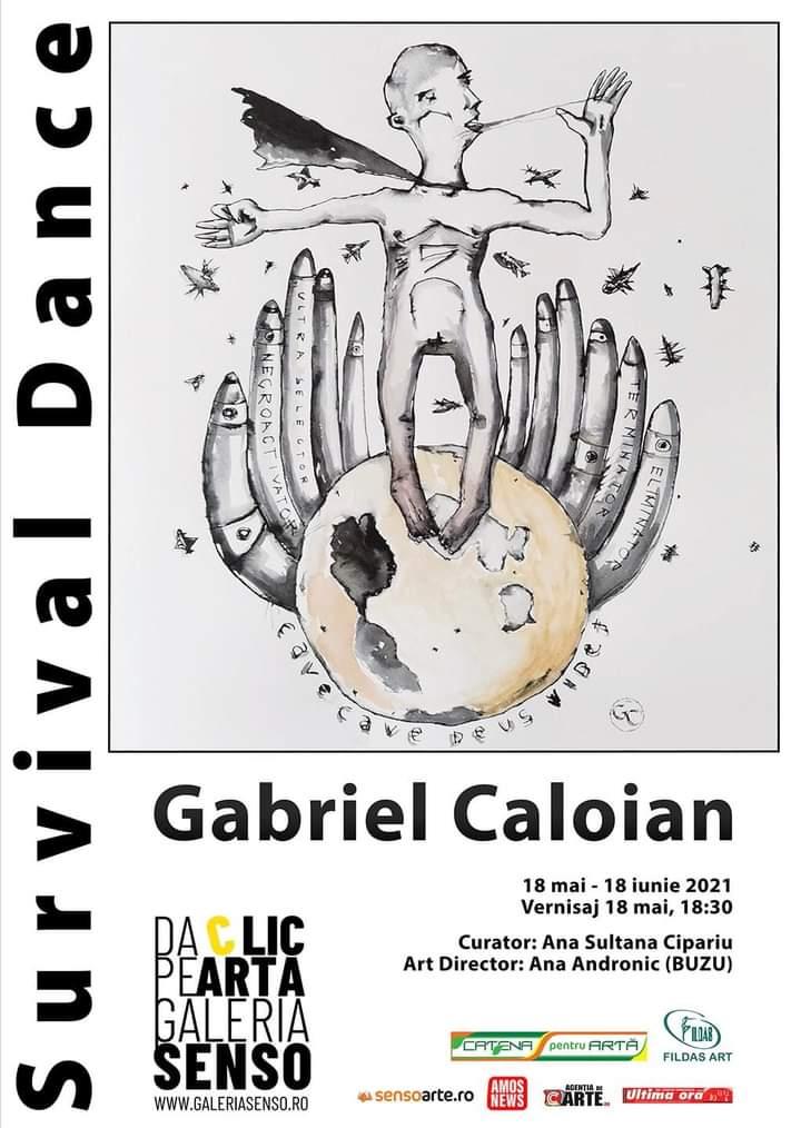Survival Dance – Gabriel Caloian