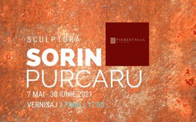 """Expoziție  de sculptură """"Zburătorul""""-   Sorin Purcaru"""
