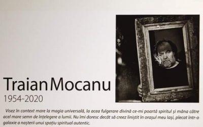 Expoziție de pictură și grafică –  Traian Mocanu