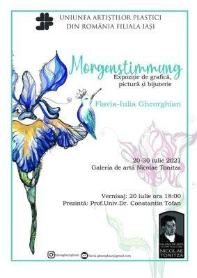 MORGENSTIMMUNG – Flavia-Iulia Gheorghian