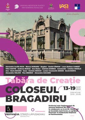 """Tabără de creație """"Coloseul Bragadiru"""""""