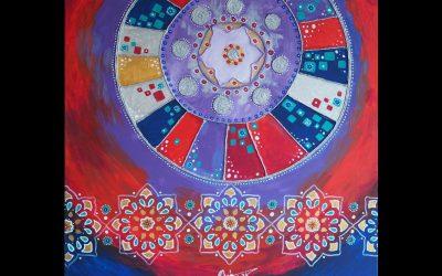 """Expoziția """"Culorile Orientului"""" – Mihaela Craiu"""