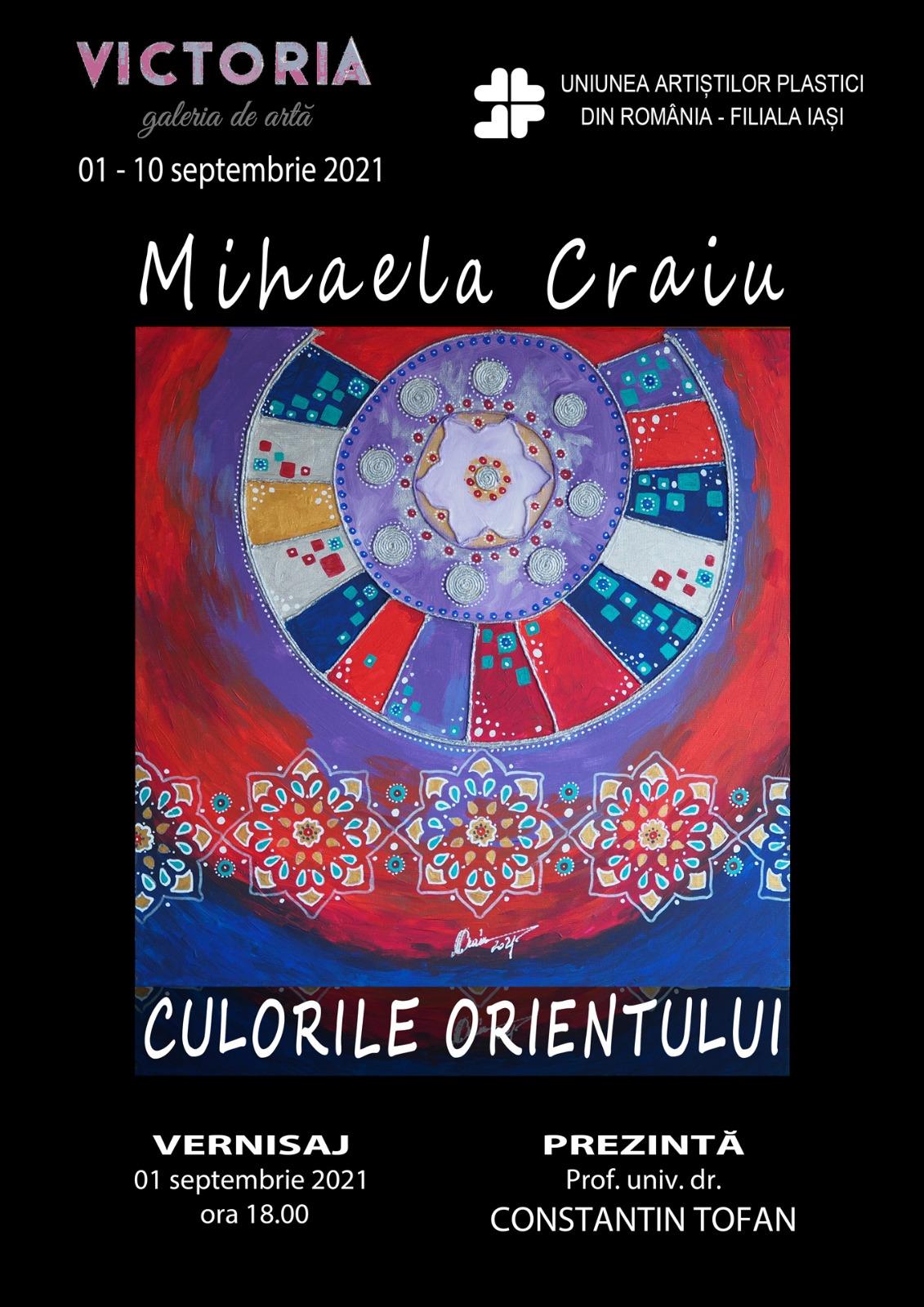 Culorile Orientului Mihaela Craiu