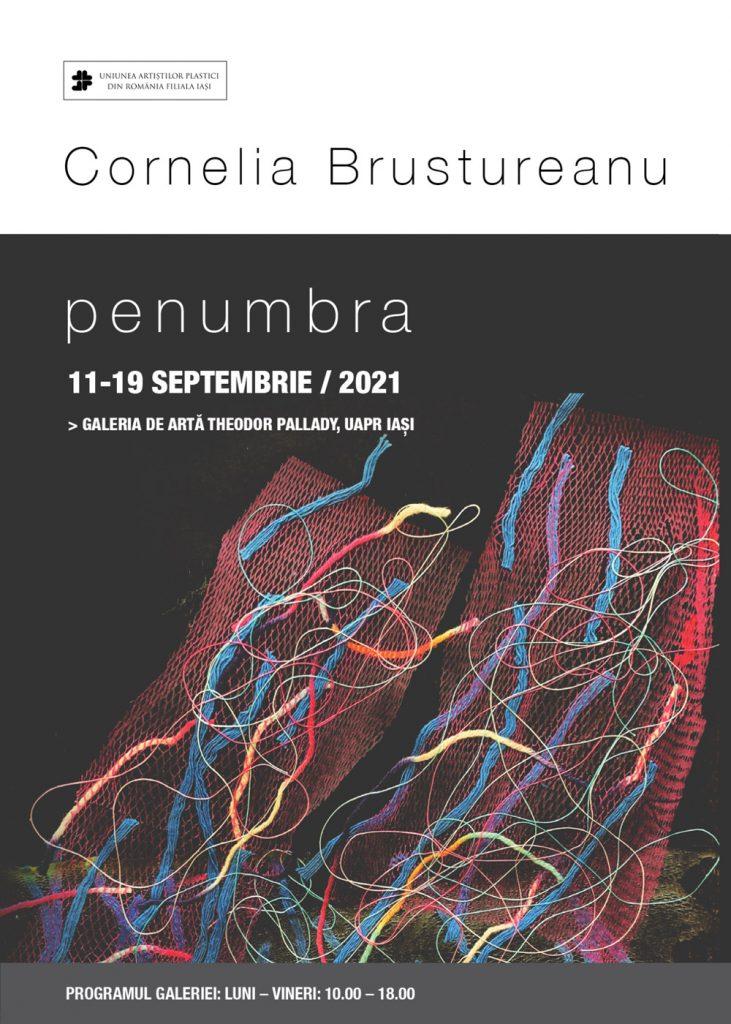 """Expoziția """"penumbra"""" – Cornelia Brustureanu"""