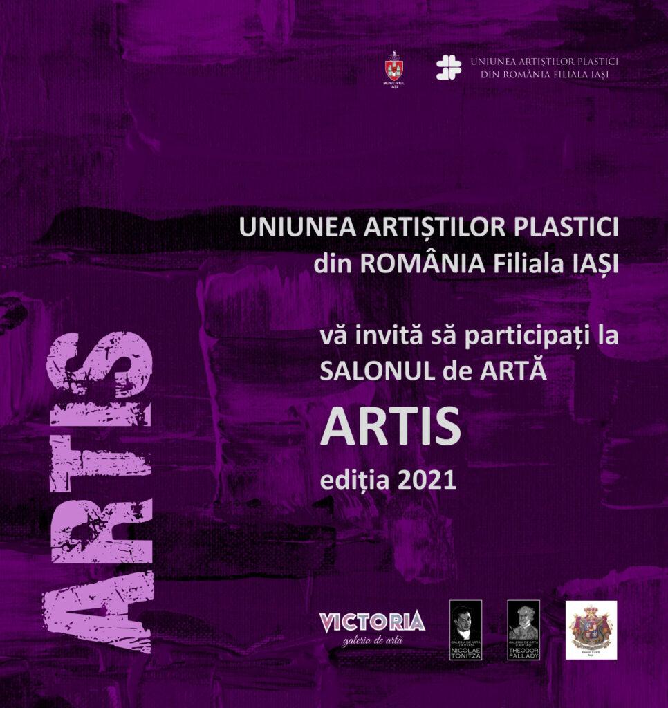 INVITAȚIE REGULAMENT Salonul Anual de Artă - ARTIS 2021