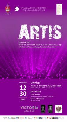 SALONUL ANUAL DE ARTĂ ARTIS 2021
